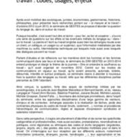 Synthèse du séminaire Les langages au travail.pdf